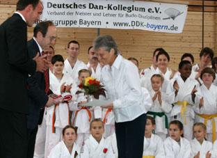 Hans Gottfried und Karin Feist